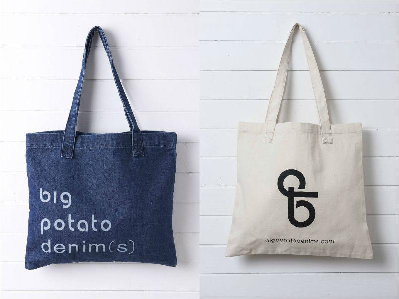 Big Potato帆布袋